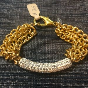 New! Multi-strand fashion bracelet!